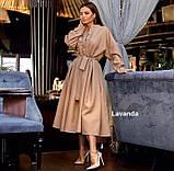Сукня сорочка міді, фото 8