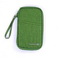 Органайзер для документов большой Travelus Big зеленый 01061/04