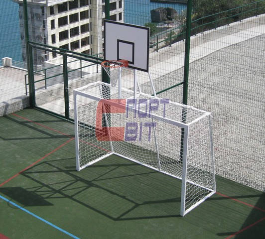 Ворота для минифутбола или гандбола