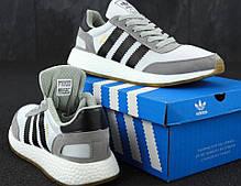 Мужские кроссовки в стиле Adidas Iniki (40, 41, 42, 43, 44 размеры), фото 3