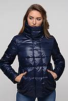 Демисезонная женская короткая куртка Неолина, р - ры 42 - 50,  ТМ Nui Very, Украина  , фото 1