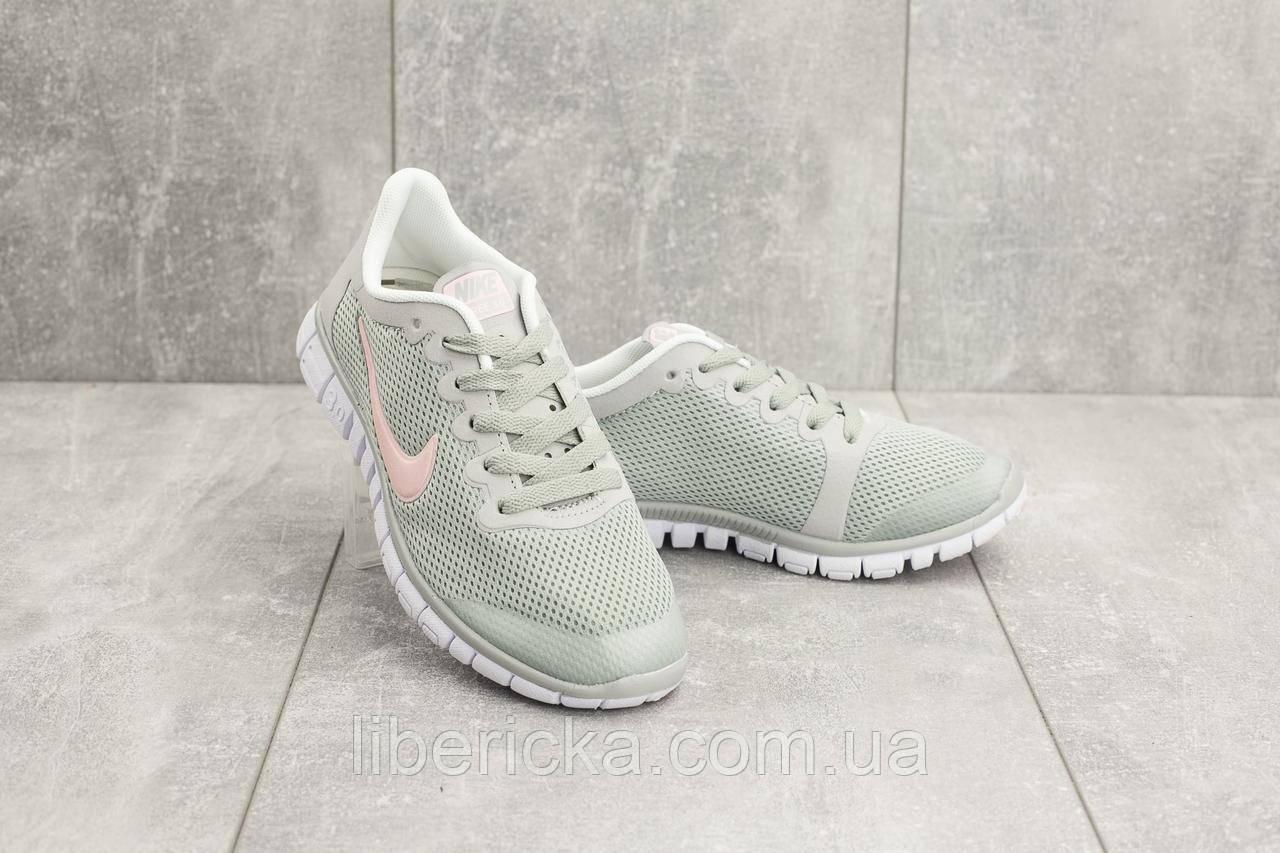 8612e7eb8 Кроссовки Classik (Nike AirMax) (лето, женские, сетка плотная, серый ...