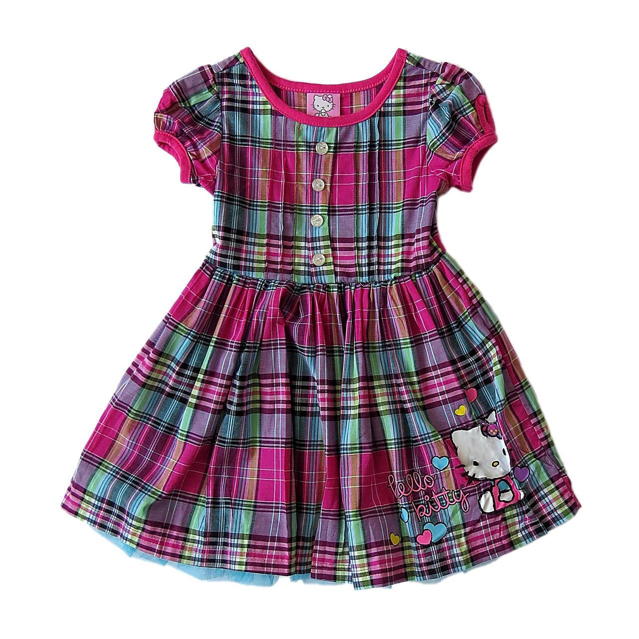 Платье Hello Kitty для девочки. 2 года
