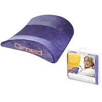 Подушка под поясницу ортопедическая Qmed LUMBAR КМ-09 (подушка для спины, под спину)