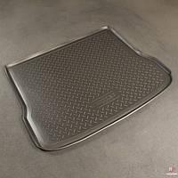 Коврик в багажник Audi Q5 (8RB) (2008) (Ауди Ку5), NORPLAST