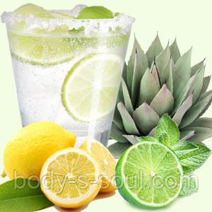 Косметические отдушки для мыла, свечей, косметики ручной работы Лайм, лимон, агава, ваниль 0%