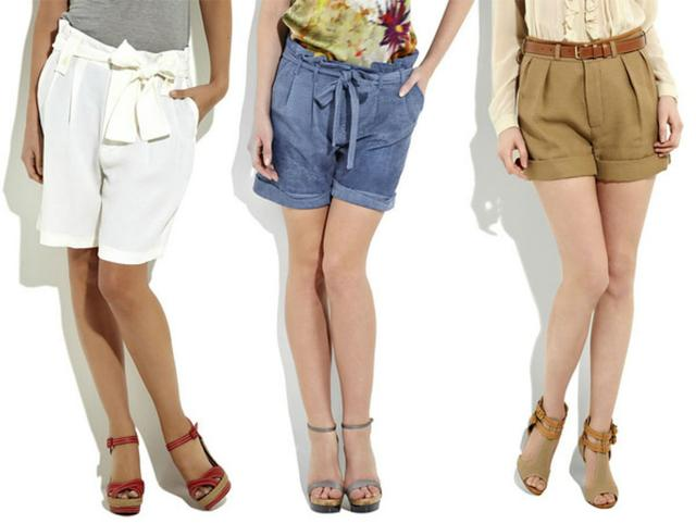 Шорты женские и костюмы, комбинезоны шортиками