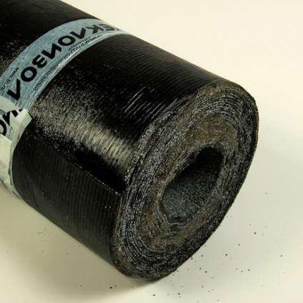 Еврорубероид Технониколь Стеклоизол ХПП 2.5 мм 15 кв.м в рулоне
