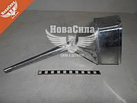 Лейка металлическая (Украина) под клапан (коса)   FM001