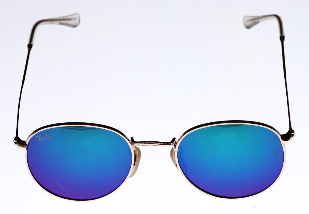 Солнцезащитные очки Ray Ban 6002. Синие