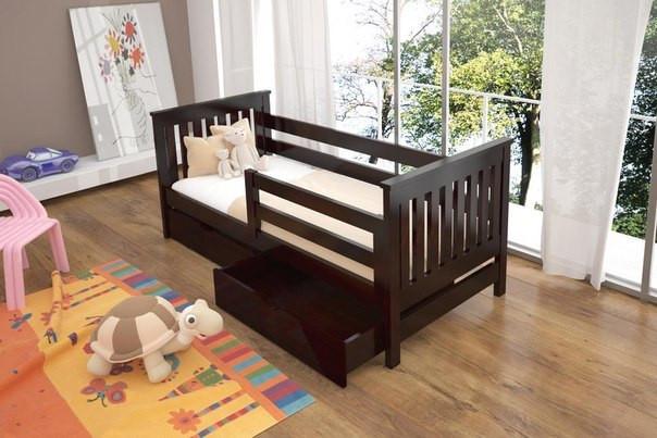 Кровать односпальная детская