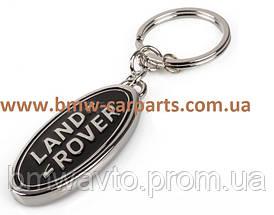 Металлический брелок Land Rover Metall Logo Keyring