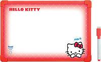 Доска сухостираемая магнитная, А4 Хеллоу Китти. HK13-146К
