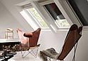 Ролета Velux SHL 0000 з ручним керуванням для мансардних вікон Ролокасети Велюкс для мансардных окон, фото 4