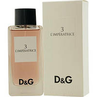 «L'Imperatrice№3» D&G -женские