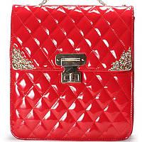 Женская сумка CHANEL красного цвета