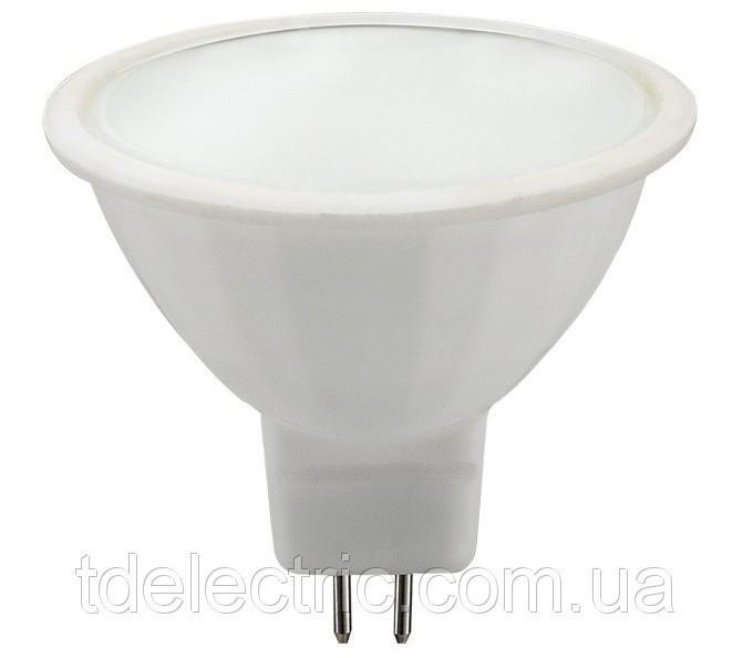 Лампа светодиодная LEDSTAR, 7W, MR16, 630m, 4000К Standard