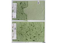 Набор ковриков для ванной Arya Sarmasik в ассортименте 50*60см + 60*100 см арт.1380041