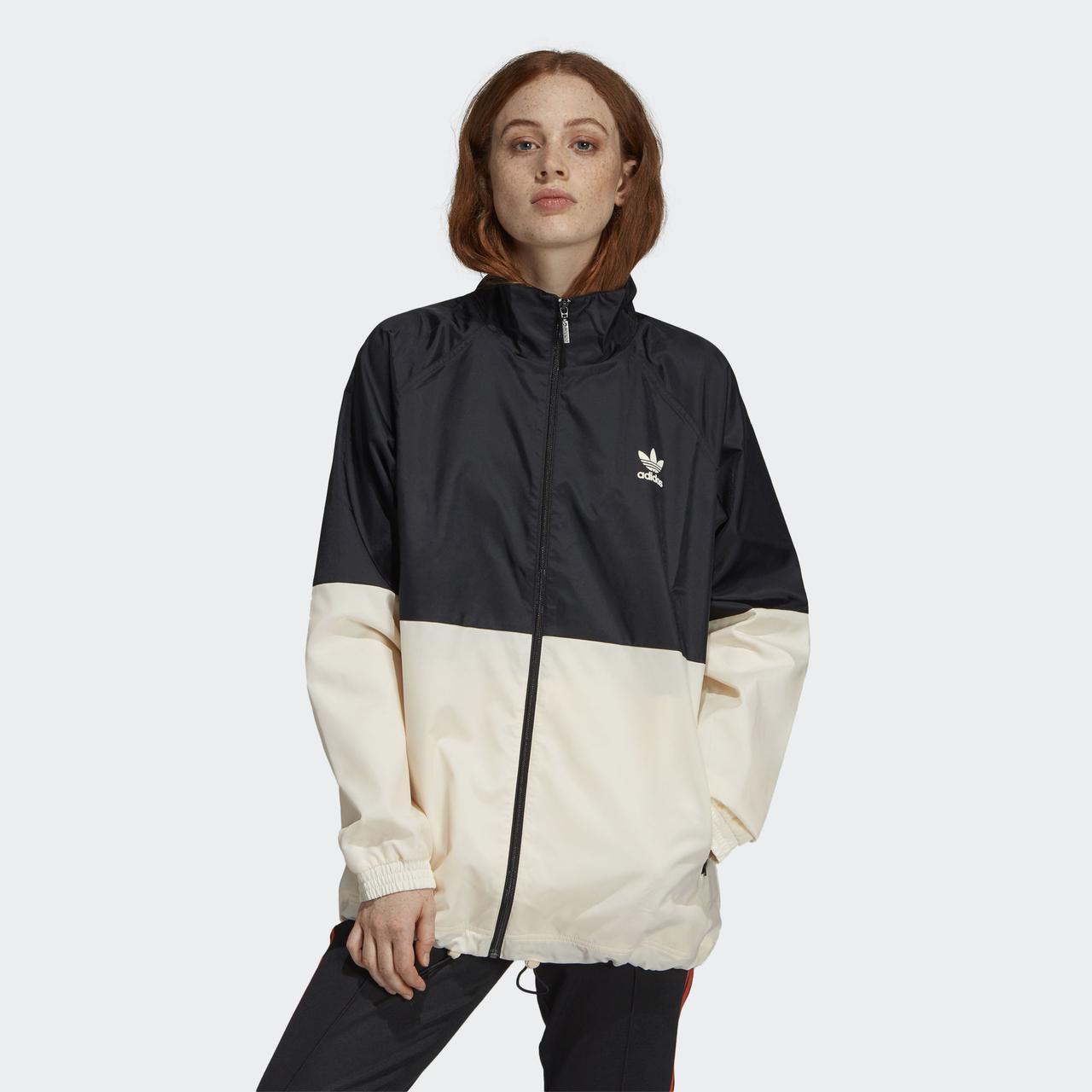 115f1648 Ветровка женская Adidas Colorblock W DU9937 - 2019 - Интернет магазин Tip -  все типы товаров