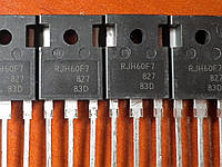 RJH60F7BDPQ-A0 / RJH60F7 TO-247A - 600V 50A NPT IGBT транзистор, фото 1