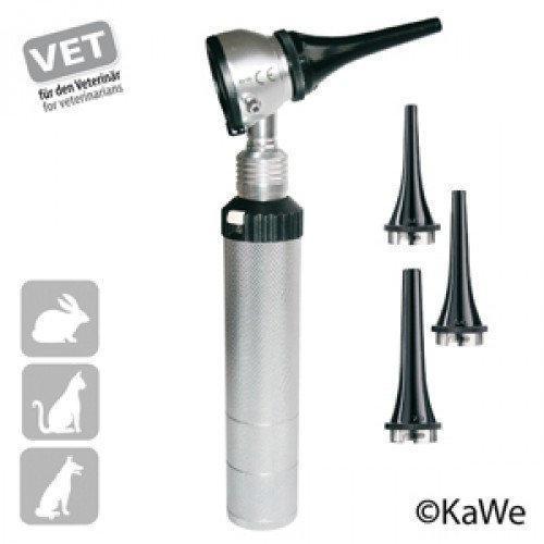 Отоскоп для ветеринарії EUROLIGH VET C30