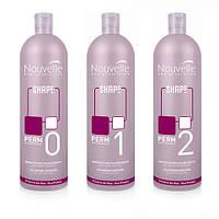 Лосьйон для хімічної завивки волосся Nouvelle Volumizing modifier