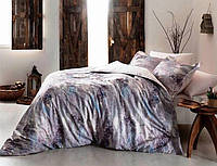 Комплект постельного белья Tivolyo Home Vivien сатин-люкс евро