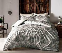 Комплект постельного белья Tivolyo Home JAVIER сатин-люкс евро