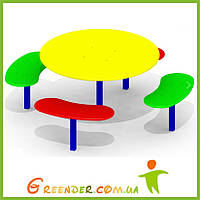 Песочный столик Детство P39 на игровую площадку