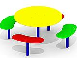 Песочный столик Детство P39 на игровую площадку, фото 2