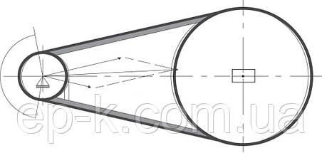 Ремень клиновой  SPA-900, фото 3