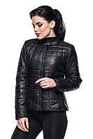 Женская демисезонная куртка Kariant Марта 46 Черный