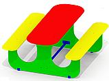 Песочный столик детский цветной P45, фото 2