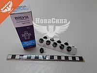 Лампочка без цоколя семечка W1.2W белая 12V-1,2Вт BX8.4d (Brevia) (с патроном)   12324C  12V W1.2W BX8.4d