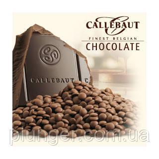 Натуральный экстра черный шоколад 80-20-44-E4-U71, какао 80%, 2.5 кг, Бельгия