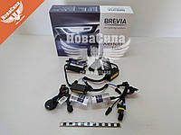 Лампочка ксеноновая (набор) H3 (Brevia) 4300K (Super Slim Ballast)   14342