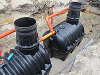 Автономная канализация для коттеджа на 18-20 чел., фото 3