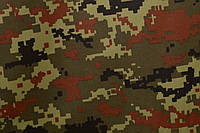 Ткань камуфлированная , ЦИФРА , хлопок, Т-4