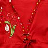 """Сарафан """"Подснежники"""" и футболка для девочки. 92 см, фото 4"""