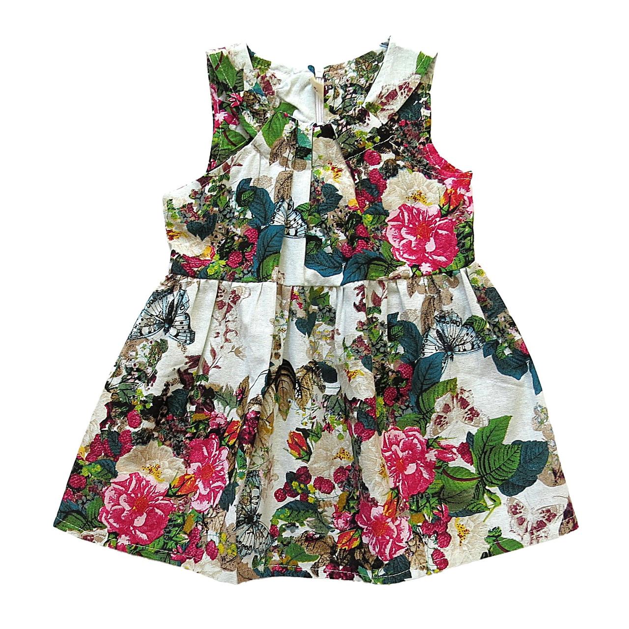 Платье для девочки. 110 см