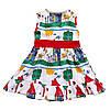 Летнее платье для девочки. Маломерит. 86, 92, 98 см, фото 2