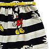 Летнее платье Minnie Mouse для девочки. 100 см, фото 4