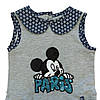 Летнее платье Mickey Mouse для девочки. 92, 104, 110 см, фото 3