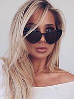 Солнцезащитные очки YSL черные, фото 1