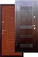 """Входные металлические двери в дом, квартиру,  офис """" Классик Металл/Мдф"""". Входные уличные двери"""
