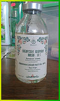 Кедровое масло натуральное (100мл) (кедрова олія)