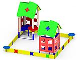 Песочный дворик «Мечта» Р29 для детских игровых площадок, фото 2