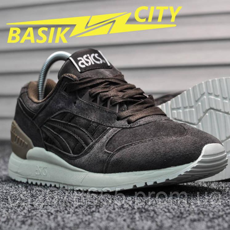 Мужские кроссовки Asics Gel Respector Brown