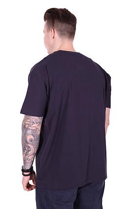 Мужская футболка батал 1804/1, фото 2