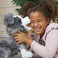 Интерактивный щенок Рикки Hasbro FurReal Friends Ricky Pet (E0384), фото 6
